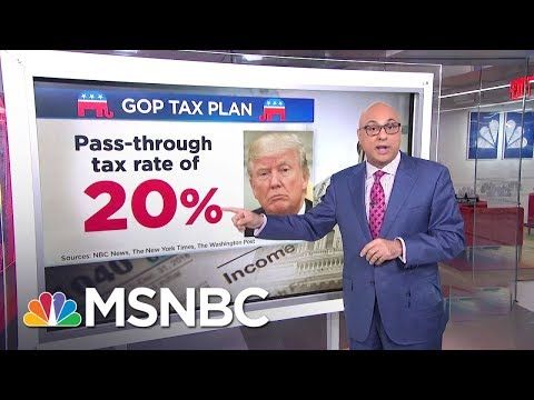 What To Expect From The GOP Tax Plan | Velshi & Ruhle | MSNBC