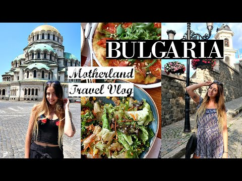 Visiting My Motherland! Bulgaria Travel Vlog!