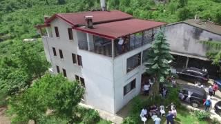 Trabzon Zigana ve Arsin Havadan görüntüler