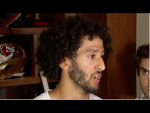 KAEPERNICK SAYS HE'LL STAND FOR THE NATIONAL ANTHEM NOW IF AMERICA LETS HIM DO ONE SIMPLE THING!