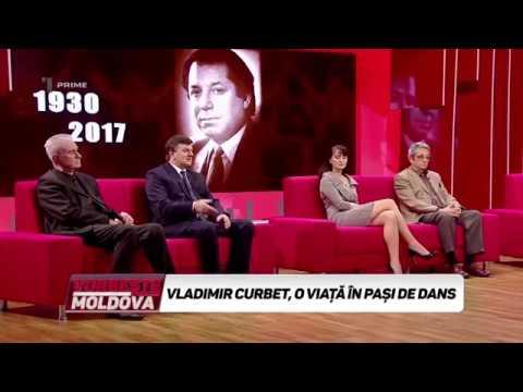 """Emisiunea 17- Vorbește Moldova """"Vladimir Curbet, o viață în pași de dans"""" 11.12.2017"""