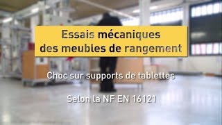La marque NF Mobilier Professionnel se mérite : épisode 2