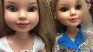 """BFC Ink Dolls and Herstory Doll - 18"""" doll favs"""