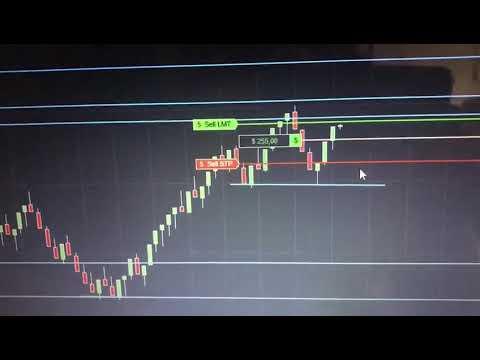 NINJA TRADER – NASDAQ ! SCALPER  ( mercado americano NQ )