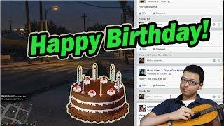 Happy Birthday Gema Show Indo! :D