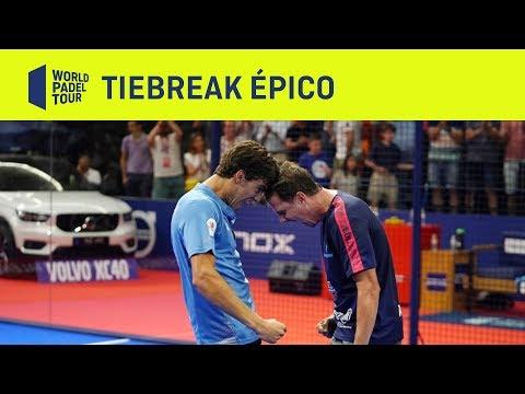 El Tiebreak Más ÉPICO De World Padel Tour