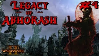 Legacy of Abhorash #4: Blood Dragon Vampire Challenge Campaign | Total War: Warhammer 2