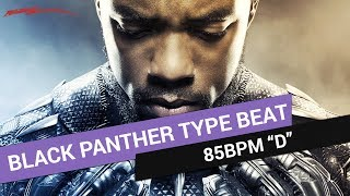 Black Panther x Killmonger | Cinematic Type Beat (Prod.by Moe Regas) 85 BPM
