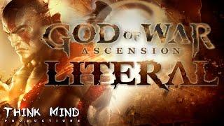 ♫God of War Ascension - Trailer LITERAL (Dublado) / Think Mind (Recado especial do Dublando Coisas)