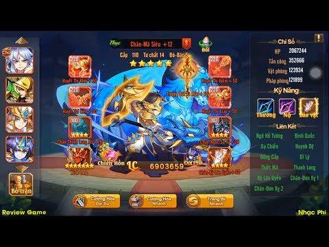 OMG 3Q - CHÂN MÃ SIÊU Việt Nam Xuất Hiện Chọc Thì Đau Đừng Hỏi One Hit One Kill || Review Game