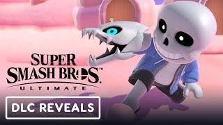 Smash Bros. Ultimate - Sans, Goemon, Team Rocket and Zero Mii Costume DLC Reveals