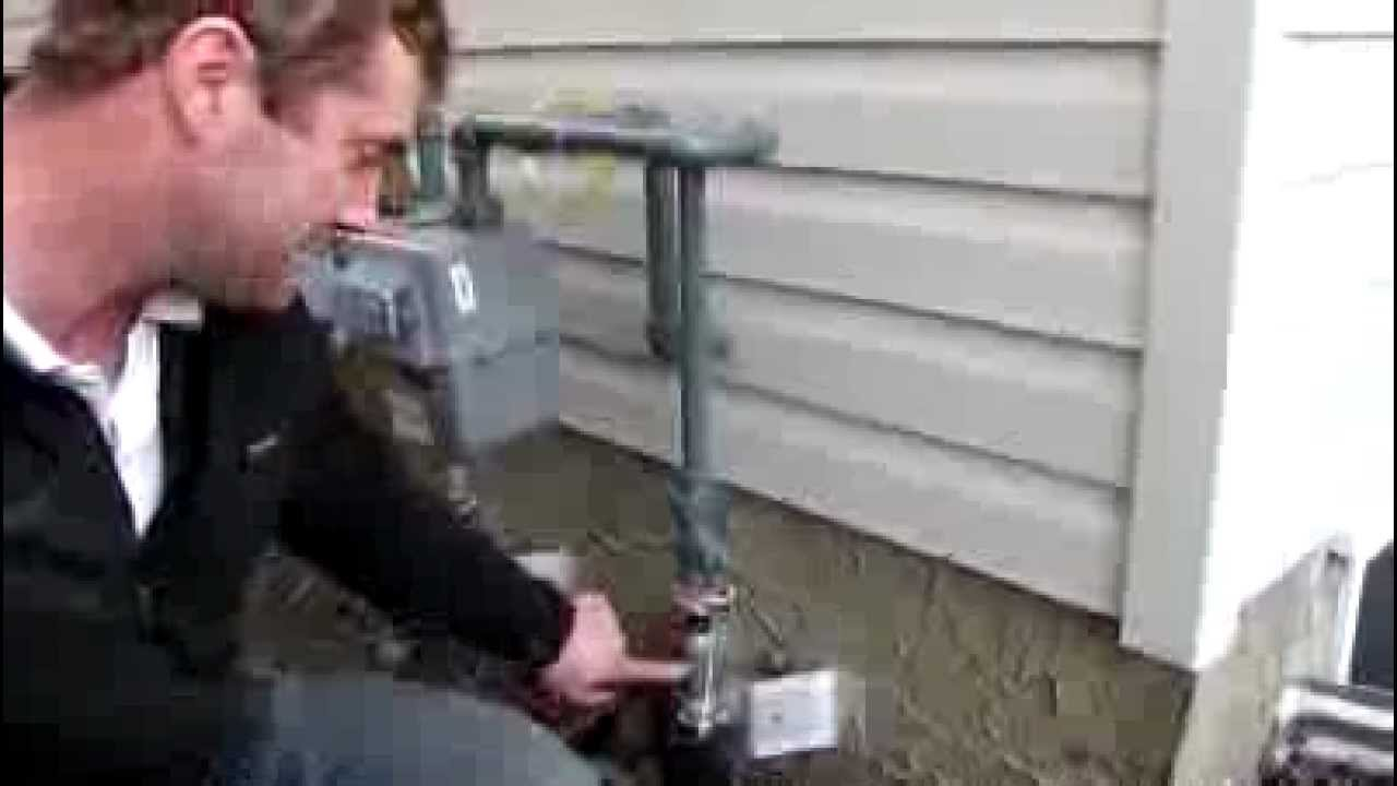 Atco Gas Secondary Gas Line New Heater Youtube