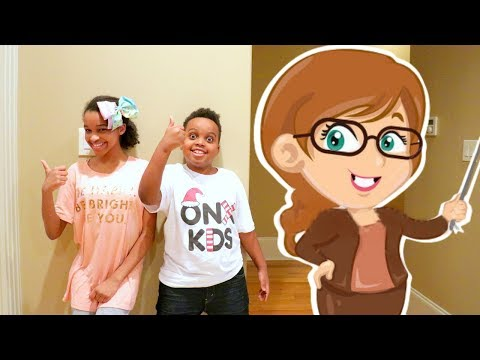 Shiloh and Shasha GO BACK TO SCHOOL! - Onyx Kids