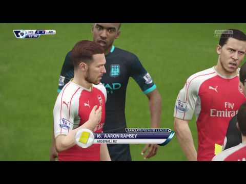 Fifa 16 Manager Career Mode: Arsenal #9 Emirates FA Cup Final and Final BPL game