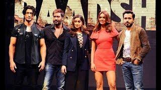 Baadshaho का Trailer Launch   Ajay Devgn, Ileana D'Cruz, Emraan Hashmi, Esha Gupta
