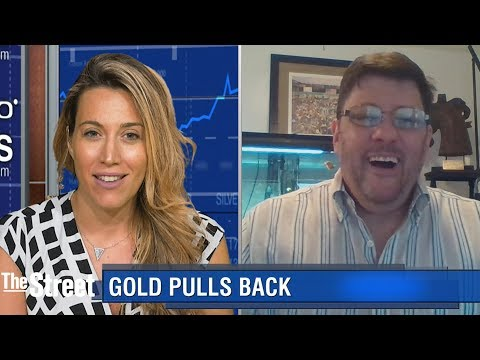 Gold Is Breaking Down Because It's Not A Currency, Bitcoin Is