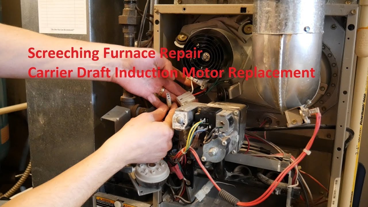 Screeching Furnace Repair