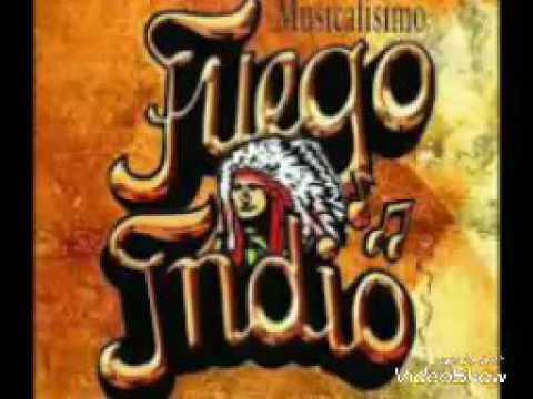 Fuego Indio en él Casino Palau Cumbia de la Verno y la Cumbia Alucinada