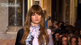 First Look - Emilio Pucci Fall/Winter 2013-14 | Milan Fashion Week MFW | FashionTV