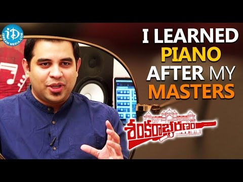 I Learnt Piano After My Masters - Praveen Lakkaraju || Sankarabharanam Movie