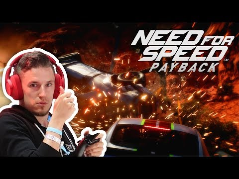 Orb plays Need for Speed Payback | EA PLAY 2017