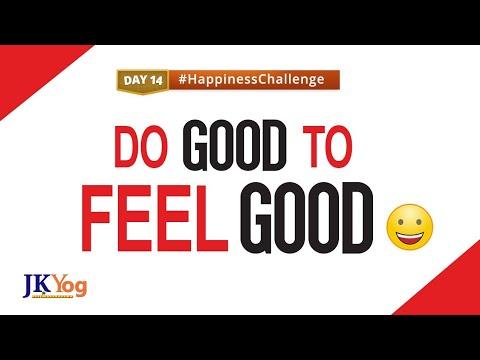 Do Good Feel Good   Happiness Challenge Day 14   Swami Mukundananda   JKYog
