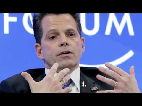 Anthony Scaramucci's extraordinary first week at the White House, remembered