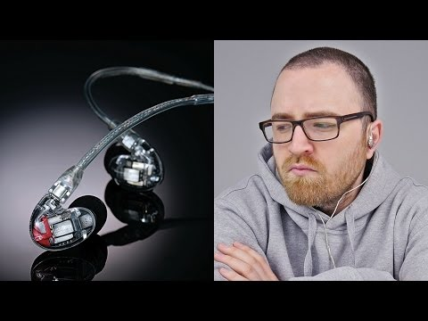Thumbnail: $1000 Earphones! (Shure SE846 Unboxing & Test)