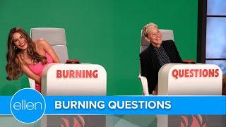 Sofía Vergara Answers Ellen's 'Burning Questions'