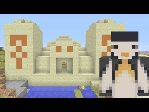 Minecraft Xbox - Series to Slay the Guardian - Deadly Desert Temples [Part 12]