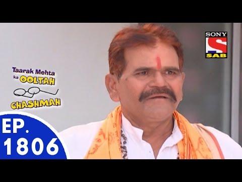 Taarak Mehta Ka Ooltah Chashmah - तारक मेहता - Episode 1806 - 16th November, 2015