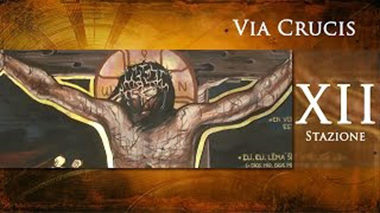 Risultati immagini per immagini 12 via crucis