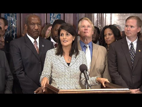 Nikki Haley is Outraged Over Rumors Claiming She had Affair With President Trump