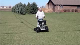 Ground Logic Self Propelled Ride Sprayers Fertilizer Spreaders