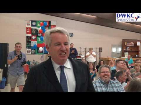 DWKC present Chris Kennedy  - June 12, 2017