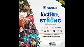 JN Foundation presents Together We're STRONG
