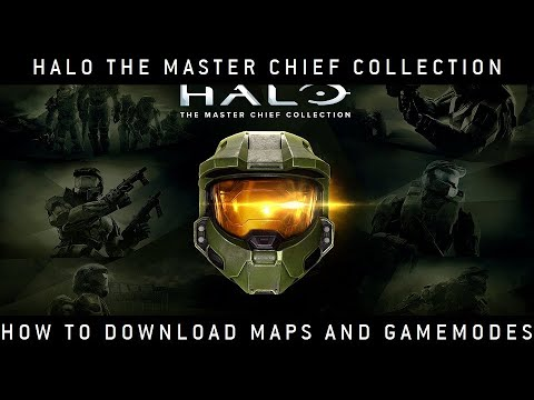 Halo MCC: How To Download Maps And Game Modes On PC And XBOX