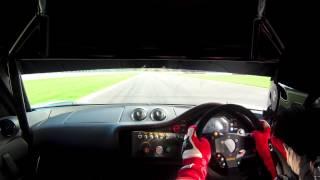 Lotus Evora GT4 test drive / AUTOhebdo
