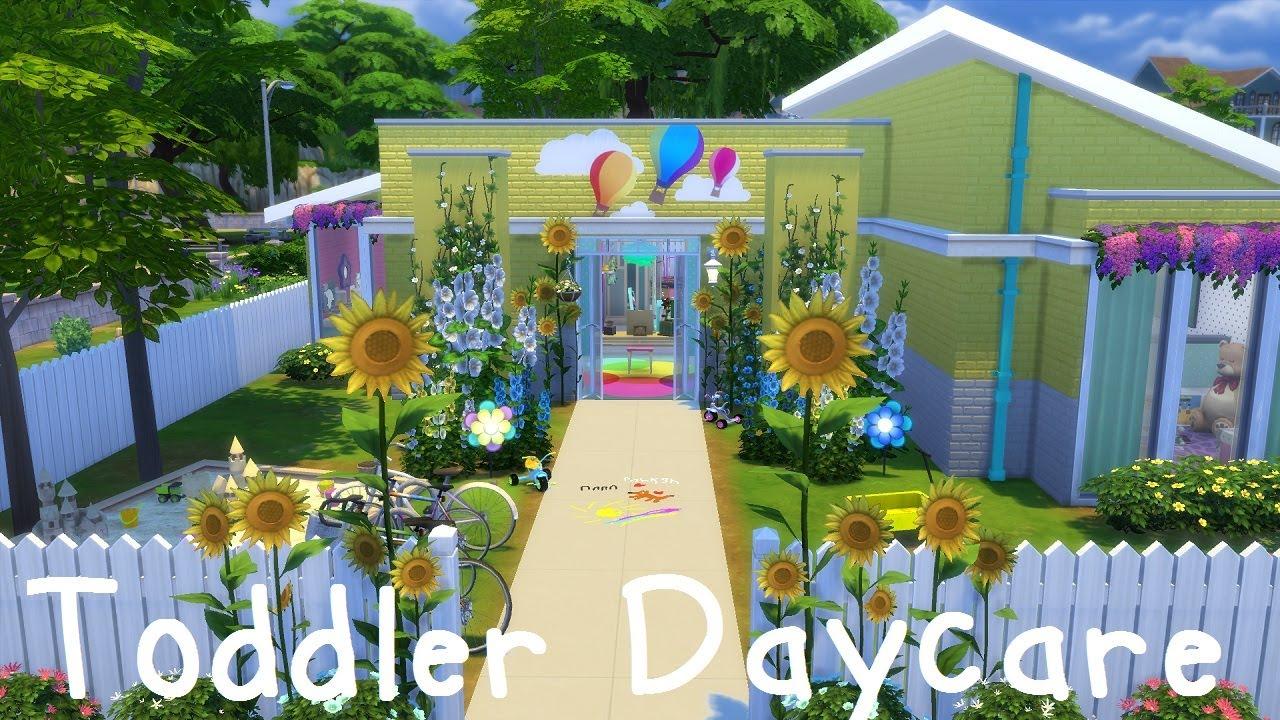 Sims  Garden Build