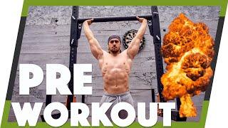Pre Workout İçeceği   Nedir? Nasıl Kullanılır? Zararları Nelerdir? (Antrenman Öncesi)
