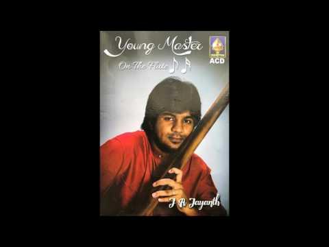 Young Master - Tillana - Rag Sindhu Bhairavi - Flute J.Ah