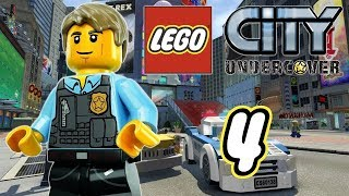 Let's Play LEGO City Undercover - #4 | Prison Blues