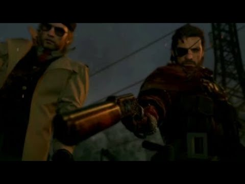 METAL GEAR SOLID V: THE PHANTOM PAIN - FOB Infiltration - 289k - Defender (Xross-M)