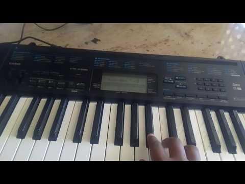 How to play neeya neeya song on keyboard