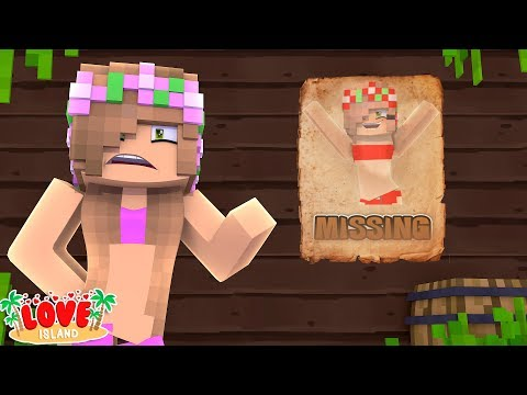 THE NEW GIRL IS MISSING? IS LITTLE KELLY INVOLVED?! | Minecraft Love Island