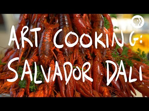 Art Cooking: Salvador Dali | The Art Assignment | PBS Digital Studios