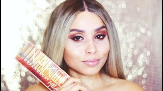 URBAN DECAY NAKED HEAT | REVIEW