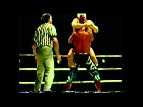 Superstar Billy Graham vs Dick The Bruiser   WWA   All Star Championship Wrestling
