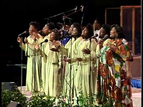 The Pace Sisters - When God Is In The Building
