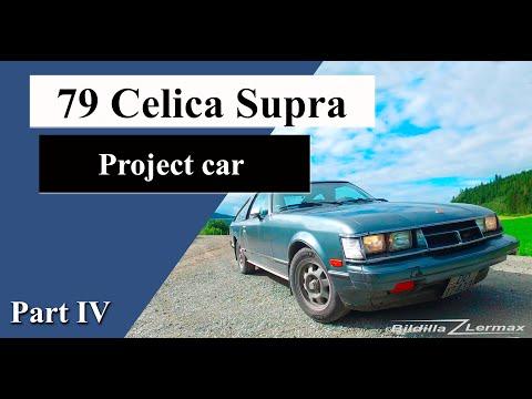 1979 Toyota Celica Supra test